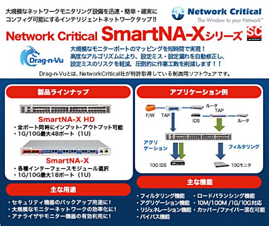 Network Critical