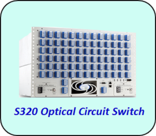 S320 Optical Circuit Switch